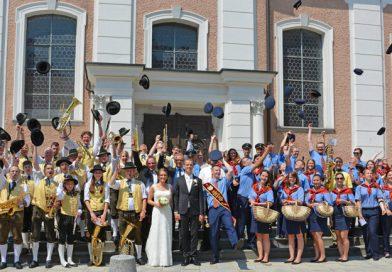 Hochzeit Maria und Jürgen