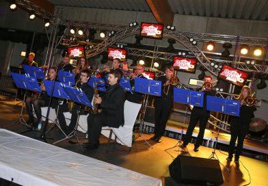 Rolling Railway BigBand beim Beef & Sound Festival